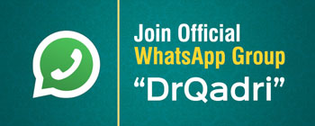 Official WhatsApp Group Dr Qadri