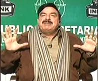 Sar-e-Aam (Sheikh Rasheed on Long March) – 4th January 2013
