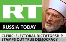 Russia Today (RT) : Exclusive Interview of Dr Muhammad Tahir-ul-Qadri