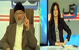 ARY News: Dr Tahir-ul-Qadri's Exclusive Interview with Sadaf Abdul Jabbar