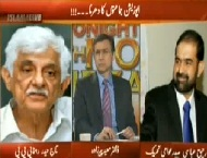 Waqt TV: Dr Raheeq Abbasi with Moeed Pirzada in Tonight – 4th February 2013
