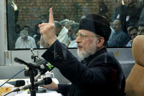 Dr Tahir-ul-Qadri's Exclusive Interview in Takrar on Epxress News  – 17th February 2013