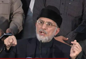 Dr Tahir-ul-Qadri's Exclusive Interview with Waseem Badami in 11th Hour