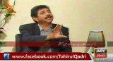 Motivation of Dr Tahir-ul-Qadri for the Saving of Pakistan