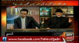 Dr Qadri's Condoling on the death of MM Aalam & Prof Sibt-e-Jafar