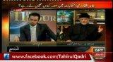 Dr Qadri's Condoling on the death of MM Aalam & Prof Sibt-e-Jafar