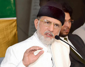 Dr Tahir-ul-Qadri's Press Conference 08th May 2013