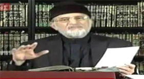 Special order of Dr Tahir-ul-Qadri about Social Media Campaign